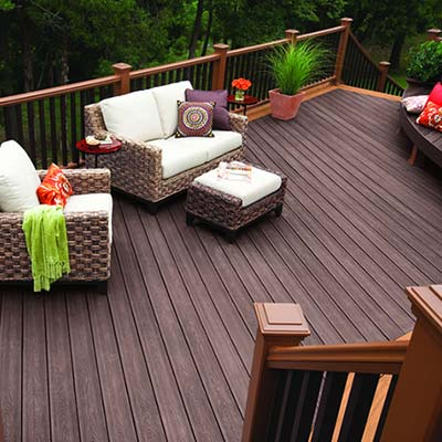 Richmond wood decking
