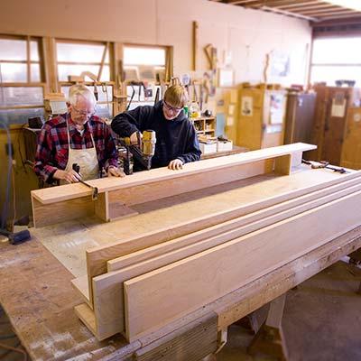 Lumber products in Richmond VA